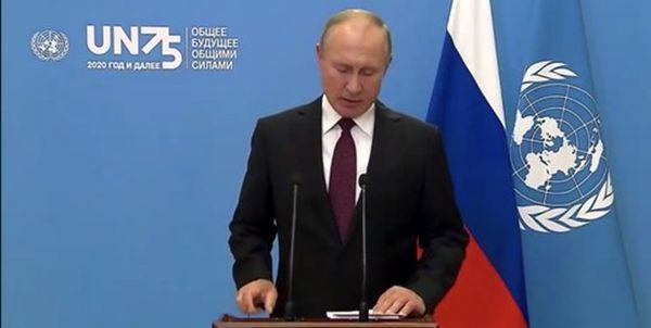 دستور رئیس جمهور روسیه به وزارت دفاع کشورش