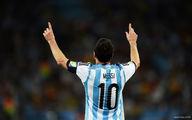 نگرانی آبی اناری ها از بازی کردن مسی در تیم ملی آرژانتین