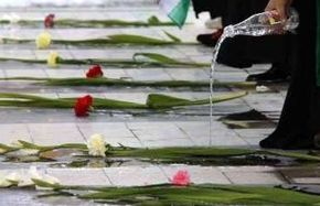 320 گلزار شهدای یزد، سوم خرداد ماه گلباران می شود
