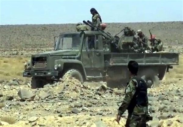ارتش سوریه داعش را غافلگیر کرد