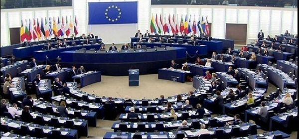 تصویب قطعنامه ضد ایرانی در پارلمان اروپا