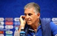 پست اینستاگرامی کیروش پس از پیروزی مقابل تیم ملی فوتبال عمان