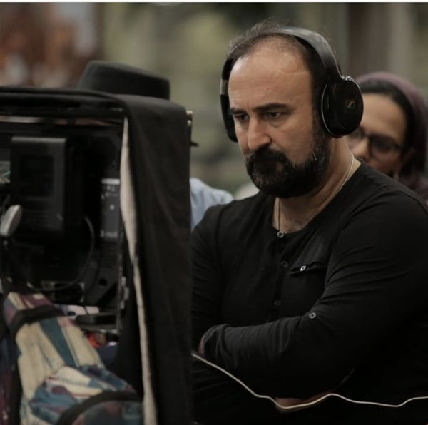 مهران احمدی در آن سوی دوربین ها + عکس