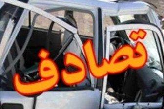 19 مصدوم تصادف کوت در مهران تحت مداوا هستند