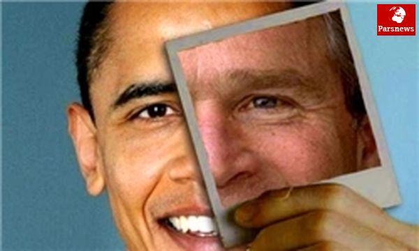 شباهت سیاستهای جنگطلبانه اوباما و جورجبوش در قبال ایران