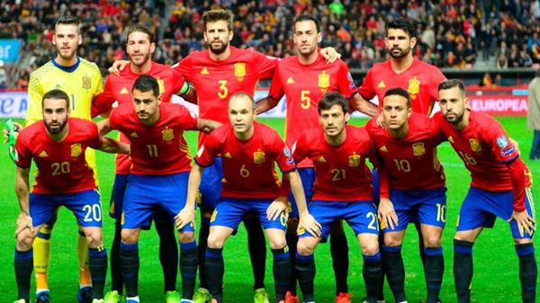 هدف اسپانیا گلباران کردن ایران است
