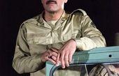 لباس سربازی کوروش سلیمانی + عکس
