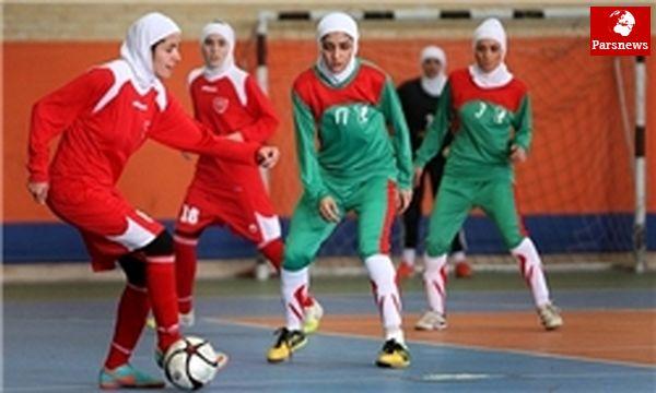 امروز، آغاز اردوی تدارکاتی تیم ملی فوتسال بانوان