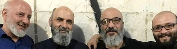 برادران جعفری در یک قاب + عکس