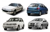آخرین قیمت خودروها در بازار نوروز 1400