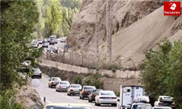 ترافیک سنگین نوروزی درمحورهای شمالی کشور