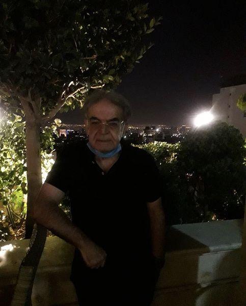 گردش شبانه آقای بازیگر + عکس