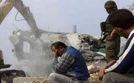 اسرائیل ۳۰ خانه متعلق به فلسطینیان را تخریب کرد