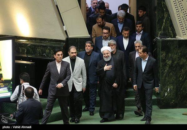 جلسه رای اعتماد به چهار وزیر پیشنهادی دولت -۲