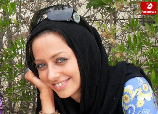 عکس زیر خاکی و نوستالوژی خانم بازیگر