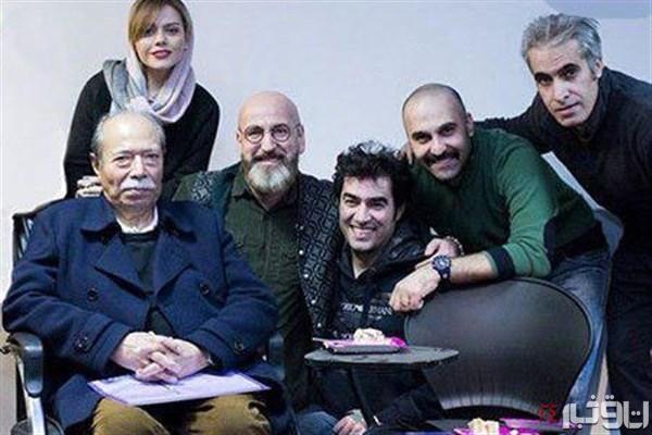 «اعتراف» شهاب حسینی توزیع شد
