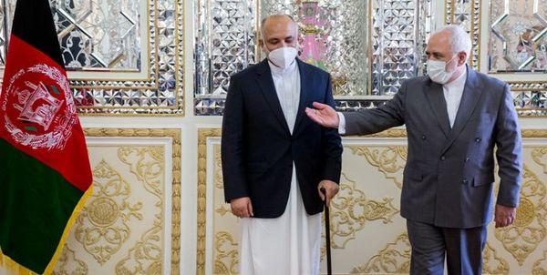 آمادگی ایران برای هر نوع مساعدت به روند صلح در افغانستان