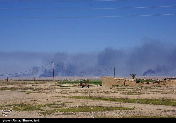 زخمی شدن ۹ ایرانی در حمله تروریستی به خودروی حامل زوار در صلاحالدین عراق