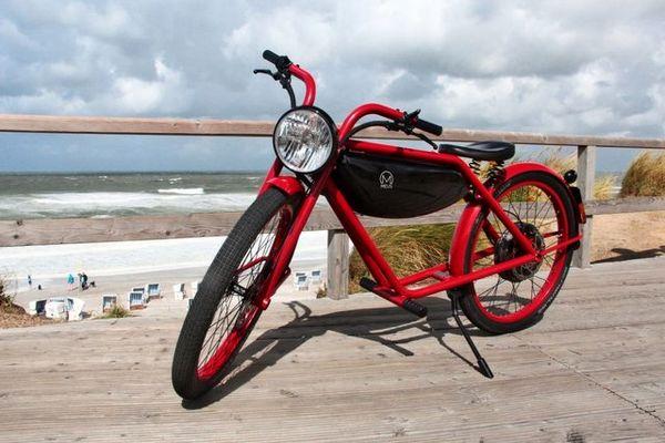فهرستی از بهترین موتورسیکلتهای برقی در جهان