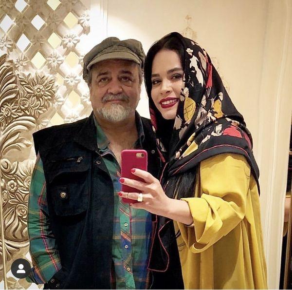 پدر دختری های محمدرضا شریفی نیا + عکس