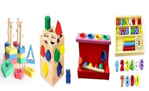 قیمت اسباب بازی فکری آموزشی در بازار