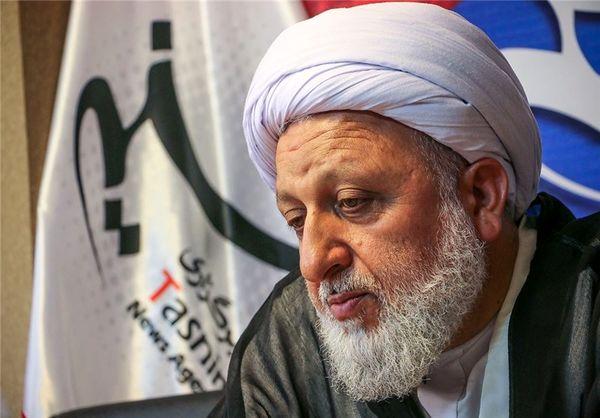 رمز پایداری حجتالاسلام مظاهری اخلاص بود