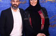 عکس محسن تنابنده و همسرش
