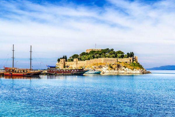 هتل های خوب و مجلل شهر کوش آداسی ترکیه