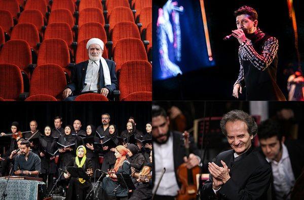 تا پانزدهم رمضان برگزاری کنسرت منع قانونی ندارد