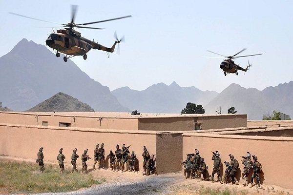 تلفات سنگین طالبان در افغانستان