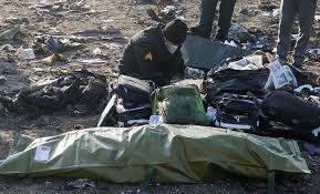 عزل و محاکمه ۱۰ فرمانده عالی و میانی در حادثه هواپیمای اوکراینی