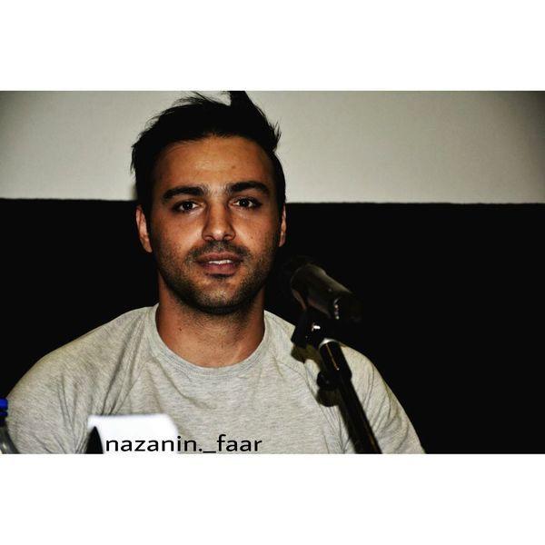 خوانندگی سامان صفاری + عکس