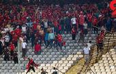 اعترافات عجیب اغتشاشگران ورزشگاه آزادی نزد پلیس