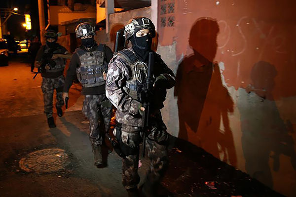 دستگیری 49 عضو پ.ک.ک در ترکیه