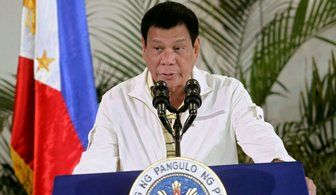«دوترته» طرح کودتا علیه خود را فاش کرد