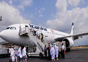 آخرین وضعیت جداول پروازی زائران حج تمتع ۹۷