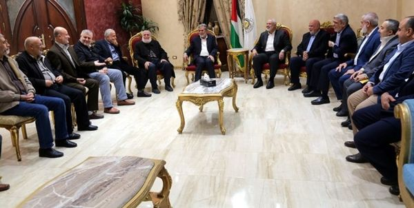 توافق گروههای فلسطینی درباره روند برگزاری انتخابات
