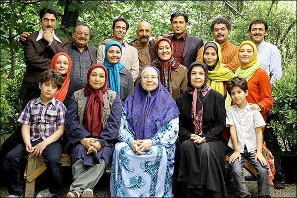 بازپخش سریال باغ سرهنگ در شبکه پنج