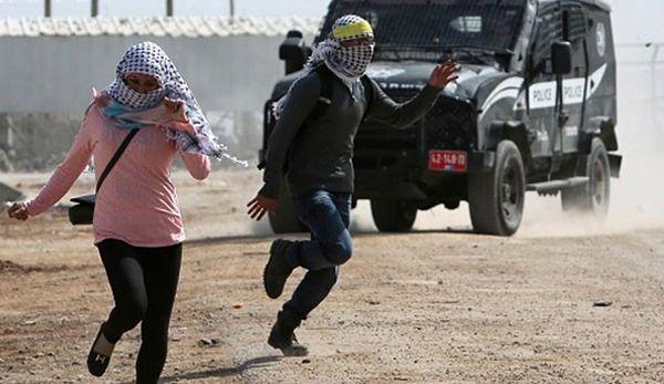 بازداشت دو دختر فلسطینی در الخلیل