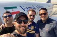 شهر مورد علاقه بهرام رادان برای مسافرت
