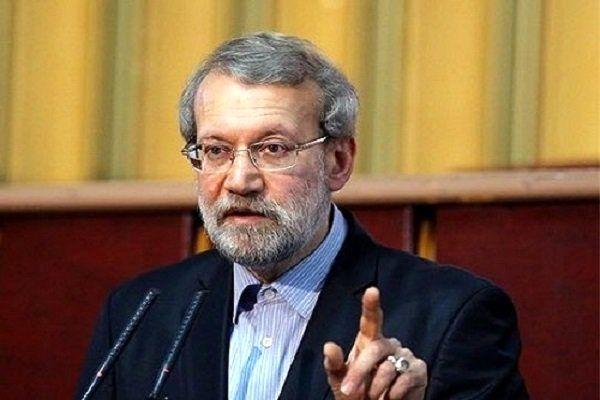 لاریجانی: اسرائیل در منطقه دارای امنیتی لرزان است