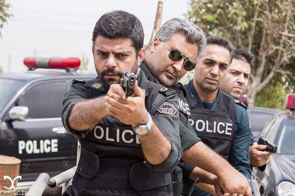 تازه ترین اخبار از گشت پلیس+عکس