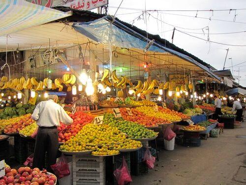 افزایش قیمت میوه در بازار