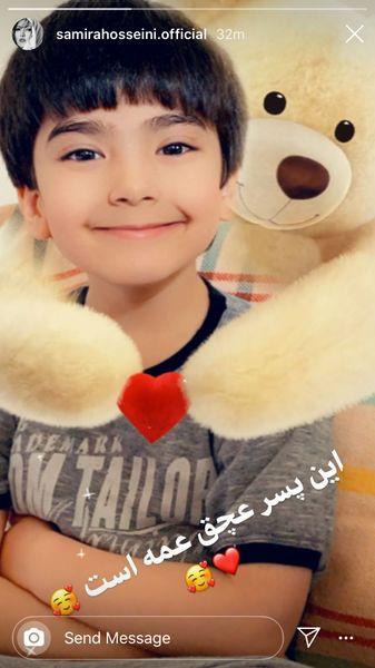 عشق و عاشقی های سمیرا حسینی + عکس