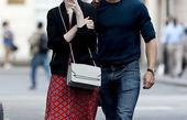 """سالگرد ازدواج """"جان اسنو"""" و همسرش پس از خروج از مرکز روانی+عکس"""