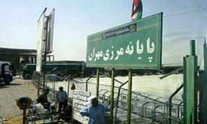 ازدحام شدید در مرز مهران به دلیل خروج خودروهای شخصی