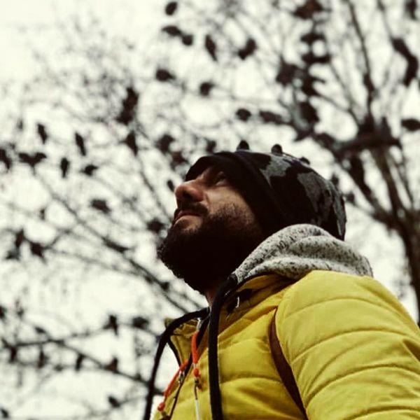 حکایت عجیب باران برای عباس غزالی