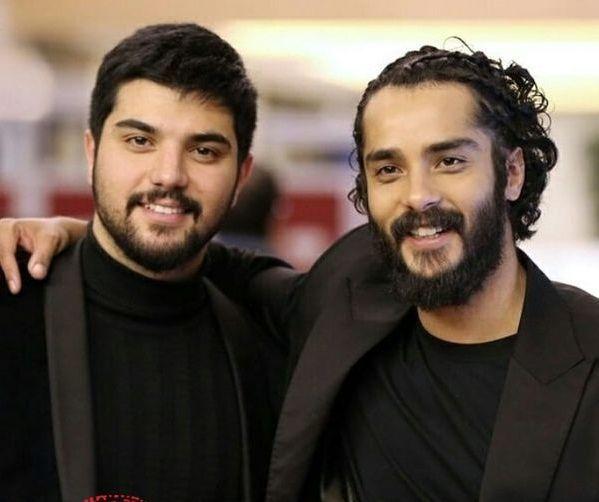 برادران سهیلی در کنار هم + عکس