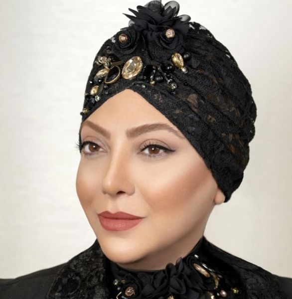 ظاهر متفاوتی از مریم سلطانی + عکس